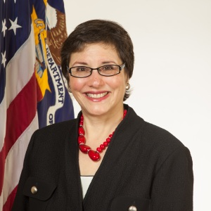 Official Photo BLS Commissioner Dr. Erica Groshen